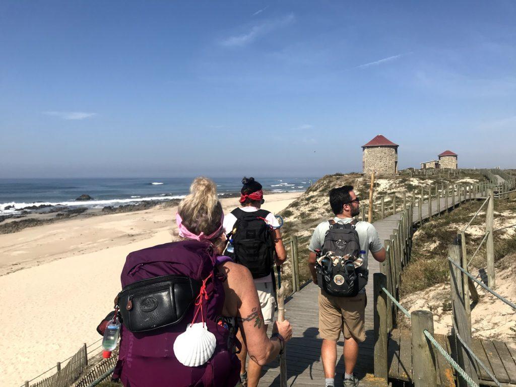 Coastal Camino in Portugal
