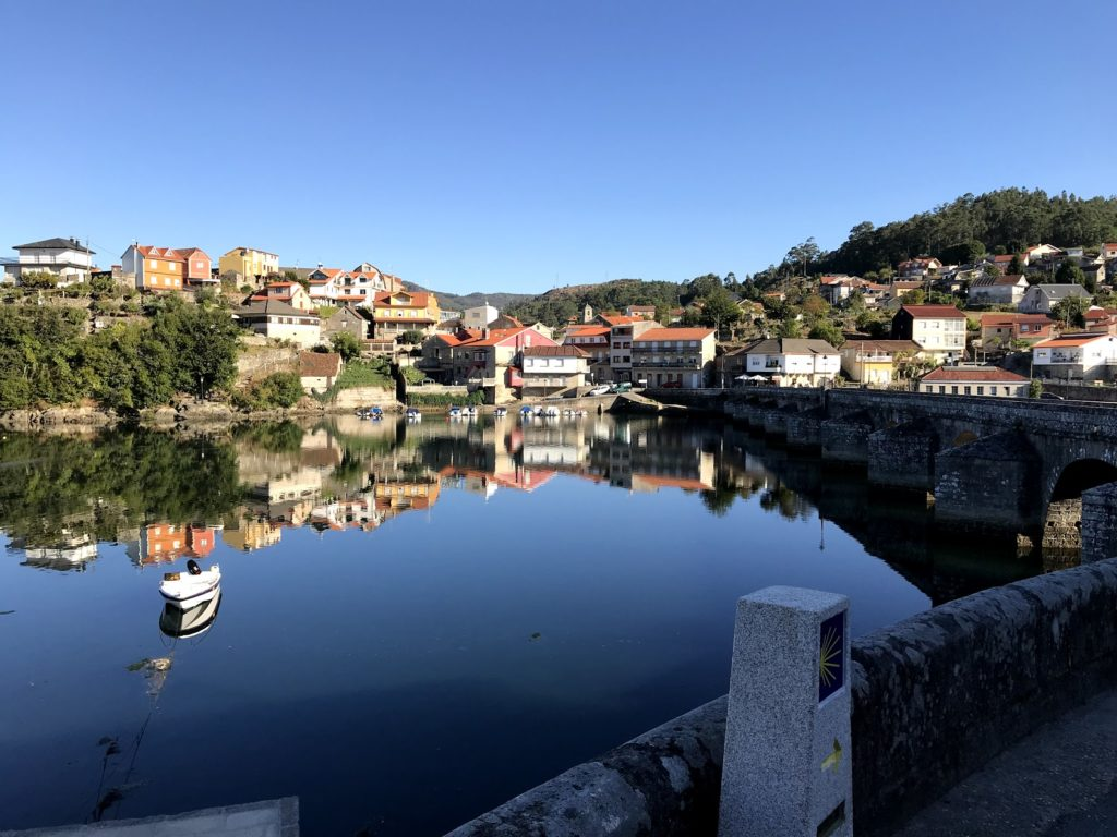 fishing village in Portugal